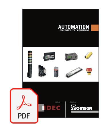 Copertina catalogo Automation