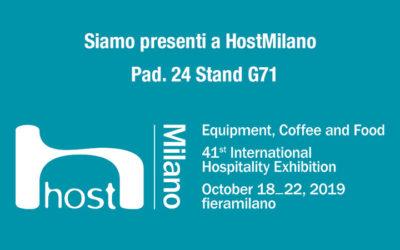 Omega a Host Milano 2019
